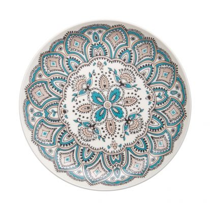 Denby Mandala Medium Plate