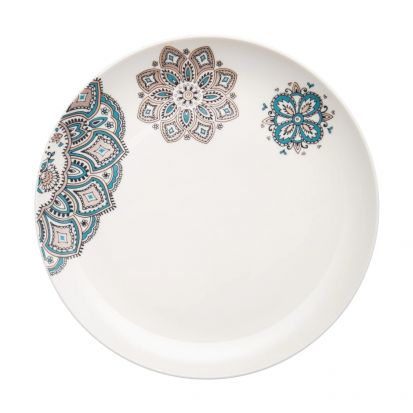 Denby Monsoon Mandala Dinner Plate