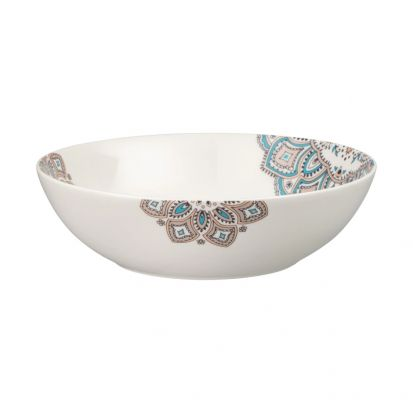 Denby Monsoon Mandala Serving Bowl