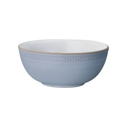 Denby Natural Denim Textured Cereal Bowl