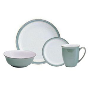 Denby Regency Green 16pce Box Set