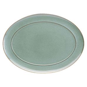Denby Regency Green Oval Platter