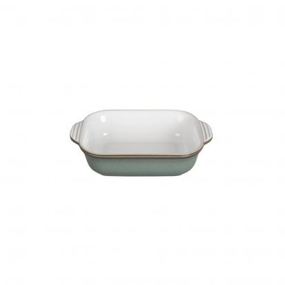 Denby Regency Green Small Oblong Dish