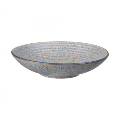 Denby Studio Grey Medium Ridged Bowl