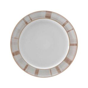 Denby Truffle Wide Rimmed Layers Dinner Plate