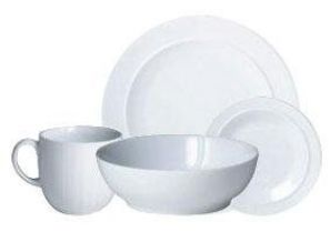 Denby White 16pce Box Set
