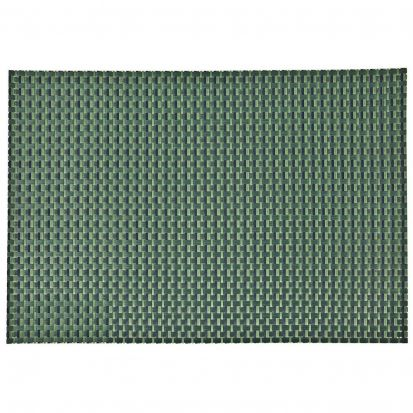 Denby Woven Vinyl Rectangular Placemat Greenwich