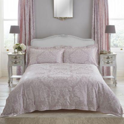 Dorma Antoinette Blush Duvet Cover - King