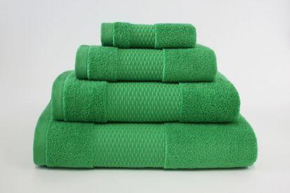 Elainer Duchess Bath Sheet - Green