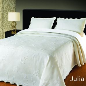 Elainer Julia Pillowsham White