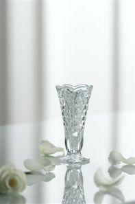 Galway Crystal Ashford Bud Vase - Small