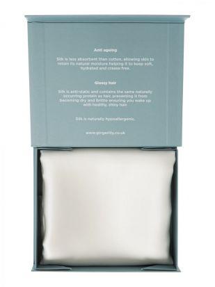 Gingerlily Beauty Box 100% Pure Silk Pillowcase
