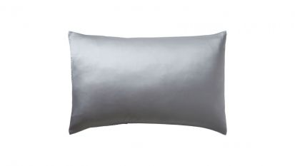 Gingerlily Beauty Box 100% Pure Silk Pillowcase - Silver Grey