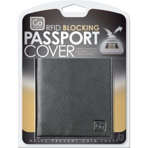 Go Travel RFID Blocking Passport Cover