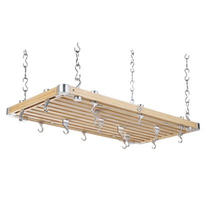 Hahn Classic Collection Natural Large Ceiling Rack