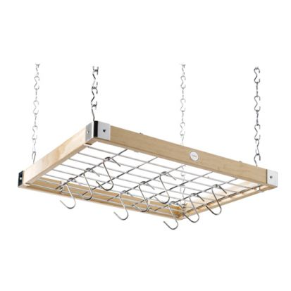 Hahn Classic Collection Natural Square Ceiling Rack