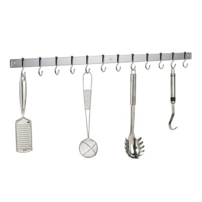 Hahn Metro Chrome Utensil Rail 91cm