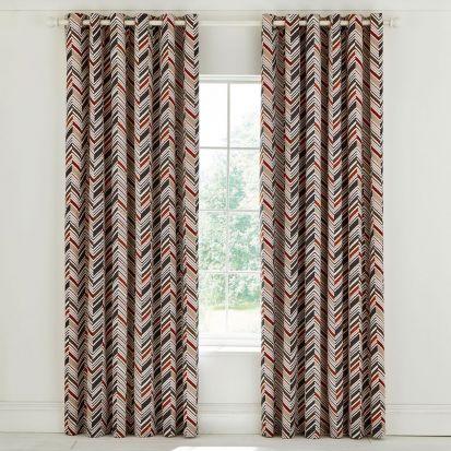 Helena Springfield Abu Sahara Lined Curtains 66