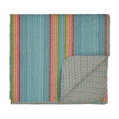 Helena Springfield Macaw Explorer Quilted Throw