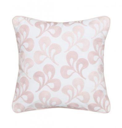 Helena Springfield Mikkel Blush Cushion - 30 x 30cm