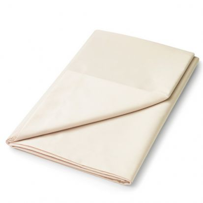 Helena Springfield Plain Dye Linen Flat Sheet - Double