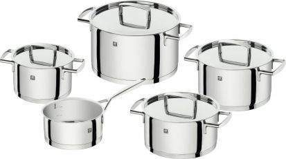 Henckels Zwilling Passion 5 Piece Cookware Set