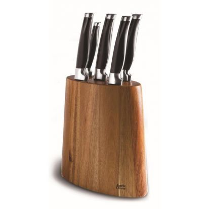 Jamie Oliver 5 Piece Knife Block Set