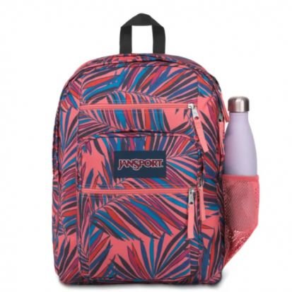 Jansport Big Student Backpack Dotted Palm