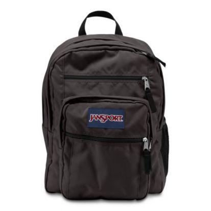 Jansport Big Student Backpack Grey