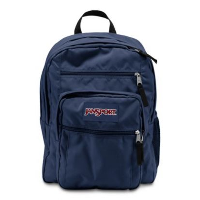 Jansport Big Student Backpack Navy