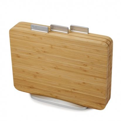 Joseph Joseph Index Bamboo Set of 3 Chopping Boards