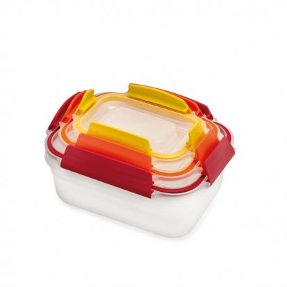 Joseph Joseph Nest Lock Multicolour Container Set - 3 Piece