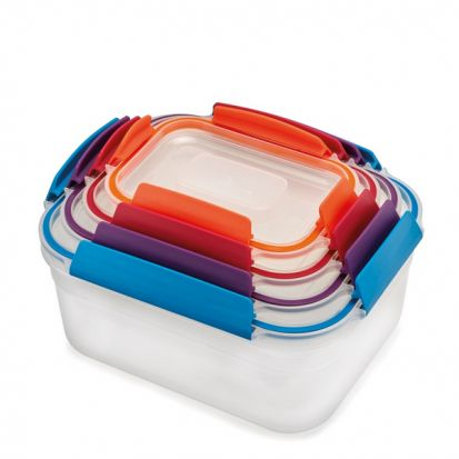 Joseph Joseph Nest Lock Multicolour Container Set - 4 Piece