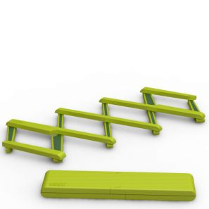 Joseph Joseph Stretch Trivet - Green