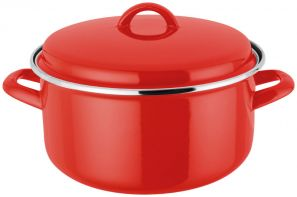Judge 22cm Non-Stock Casserole Red JT36