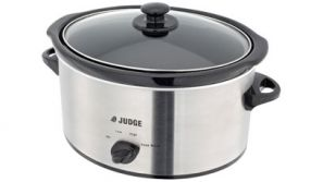 Judge 3.5L Slow Cooker