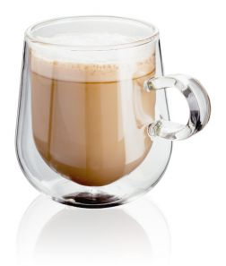 Judge Latte Glass Set of 2 330ml JDG35