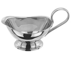 Judge Stainless Steel Gravy Boat 0.22L