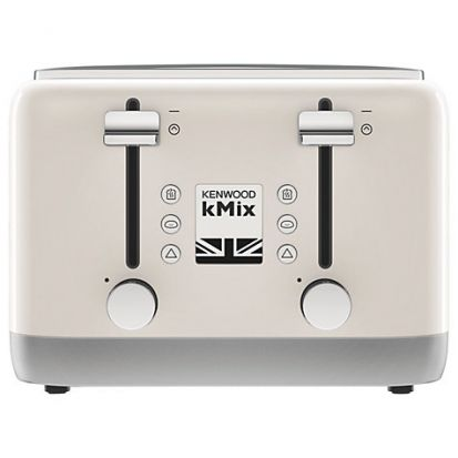 Kenwood kMix 4 Slice Toaster Cream