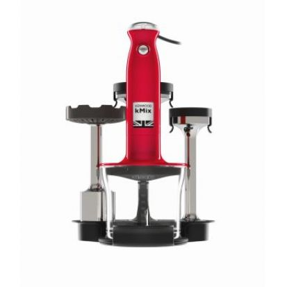 Kenwood kMix TriBlade Hand Blender Red