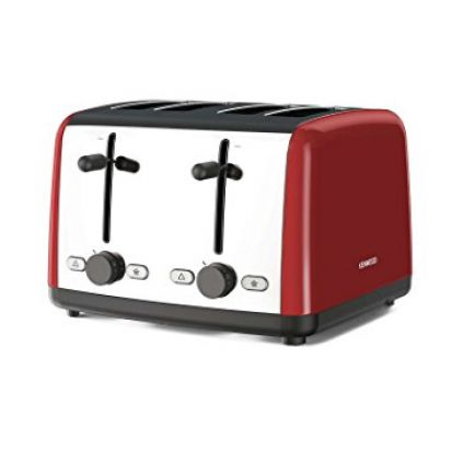 Kenwood Scene 4 Slice Toaster Red