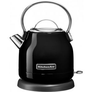 Kitchen Aid 1.25l Electric Kettle Black