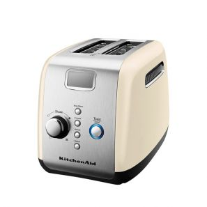 Kitchen Aid 2-Slot Toaster - Almond Cream