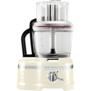 KitchenAid Artisan 4L Food Processor Almond Cream