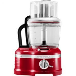 KitchenAid Artisan 4L Food Processor Empire Red