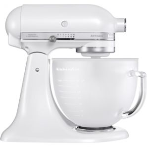 KitchenAid Artisan KSM150 Stand Mixer - Frosted Pearl