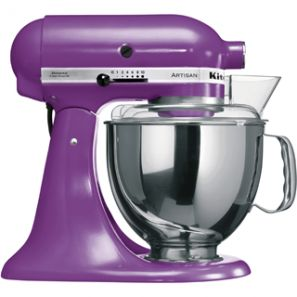 KitchenAid Artisan KSM150 Stand Mixer - Grape