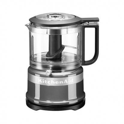 KitchenAid Mini Food Processor Contour Silver