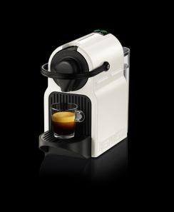 Krups Inissia Nespresso Coffee Machine White