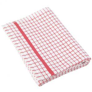 Lamont Polidry Red Tea Towel
